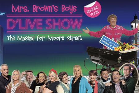 Mrs Brown D,Live Show